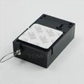 大拉力安全拉线盒 高承重伸缩固定拉钩 高承重安全固定防丢器 4
