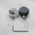 Mini Round Anti-theft retractable display pull box recoiler