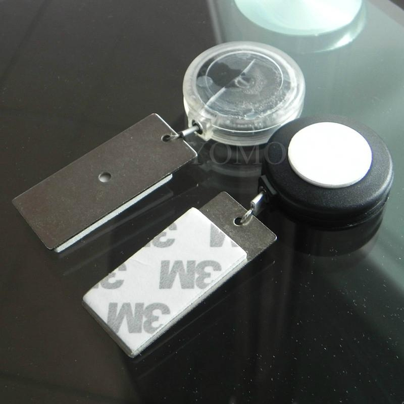供应各种型号首饰/精品展示用防盗绳 自动伸缩拉线盒 易拉扣 8