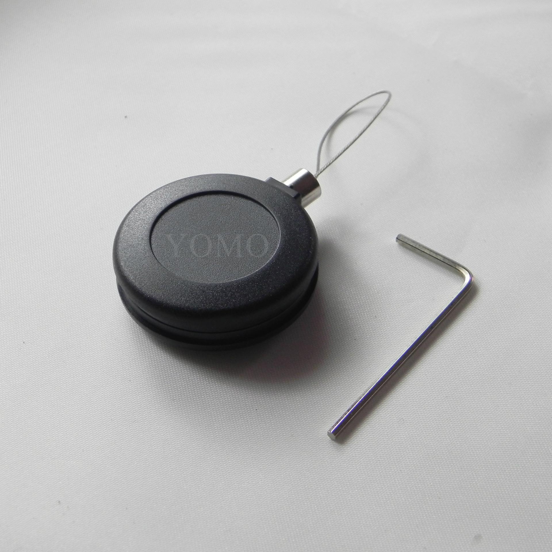 供应各种型号首饰/精品展示用防盗绳 自动伸缩拉线盒 易拉扣 2