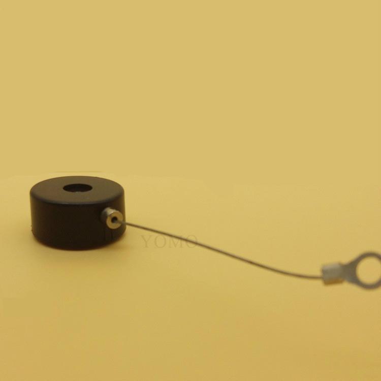 手機展示防盜鏈 機模陳列防盜鏈 超強鋼絲繩自動伸縮  2