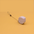 Heart-Shaped Retail Security Pull Box,anti-theft advertising pull box