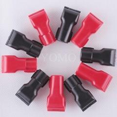 小紅鎖扣 商場貨架挂鉤鎖 配件展示架防盜扣 超市防盜挂鉤鎖