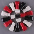 小紅鎖扣 商場貨架挂鉤鎖 配件展示架防盜扣 超市防盜挂鉤鎖 2