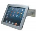 Wall-mounted Ipad Kiosk,wall mount android tablet kiosk 6