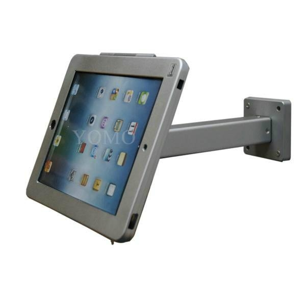 wallmounted ipad kioskwall mount android tablet kiosk 1
