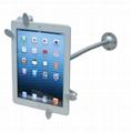 Wall-mounted Ipad Brackets,wall mount ipad enclosure for digital signage