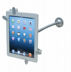 Wall-mounted Ipad Brackets,wall mount ipad enclosure for digital signage