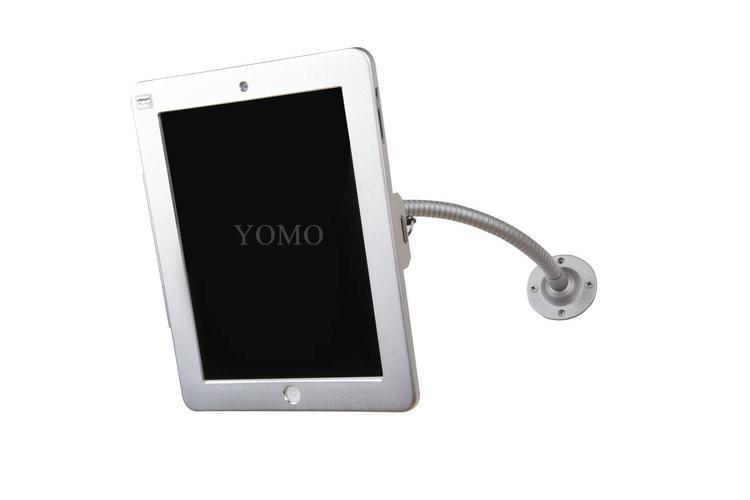 蘋果平板電腦挂牆展示支架 可調節防盜iPad懶人平板支架 1