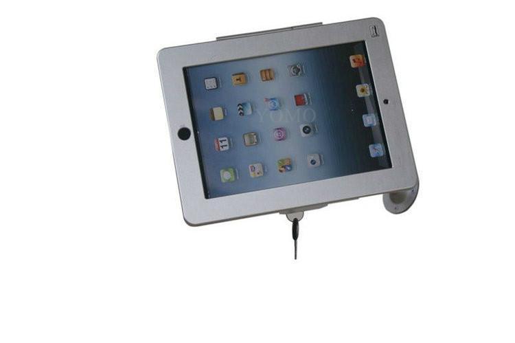 蘋果平板電腦挂牆展示支架 可調節防盜iPad懶人平板支架 10