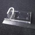 亞克力手機平板一體展示座 U座防盜數碼架托 支架手機座 4