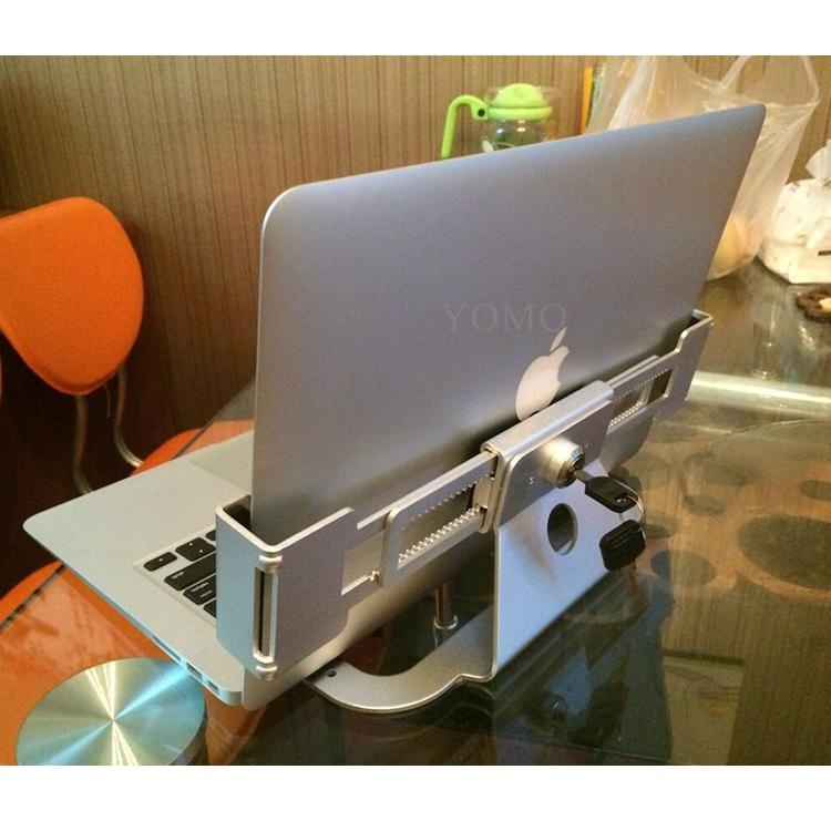 High-grade aluminum alloy Security anti-theft Laptop Notebook lock 7