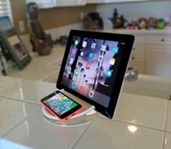 iPhone 6 6s 6 Plus 5s 5c 5 iPad Mini Acrylic Desk Stand