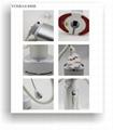 批發新款手機防盜器 鋁合金圓柱形手機報警警報器 3