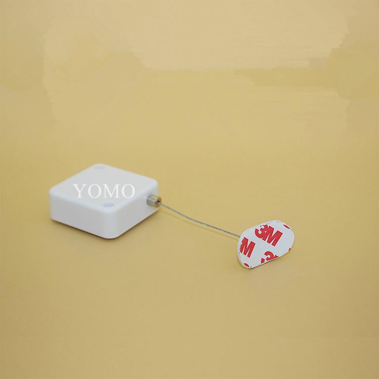 伸缩防盗拉线盒 小商品展示软胶端子 测试笔防盗器 化妆品防盗 2
