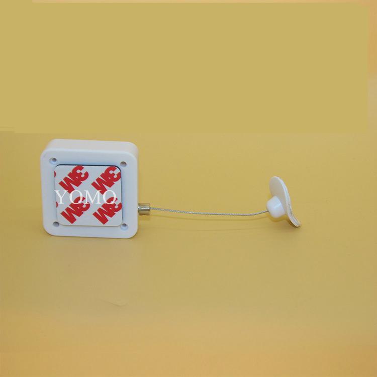 伸縮防盜拉線盒 小商品展示軟膠端子 測試筆防盜器 化妝品防盜 4