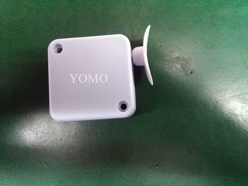伸縮防盜拉線盒 小商品展示軟膠端子 測試筆防盜器 化妝品防盜 7