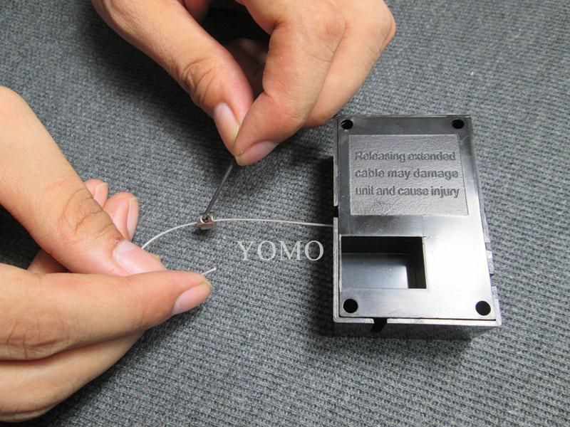 暂停式防盗拉盒 手机防盗器平板防盗器展示防盗器 2
