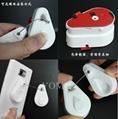 手機防盜拉線盒 自動伸縮鋼絲繩 接線盒 拉線器 展示拉線繩 手機防盜鏈 4