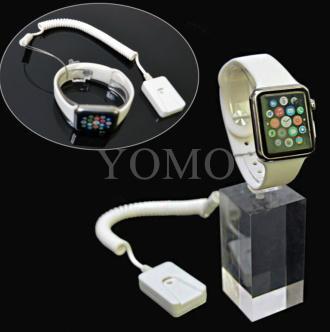 手机展示自动伸缩防盗链 拉线盒 机模防盗器 墙挂拉绳 4