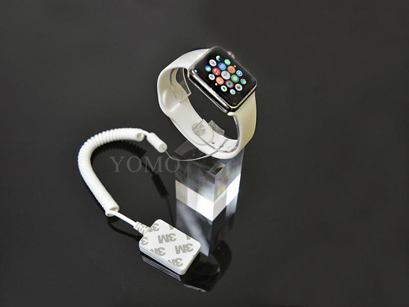 手機展示自動伸縮防盜鏈 拉線盒 機模防盜器 牆挂拉繩 3