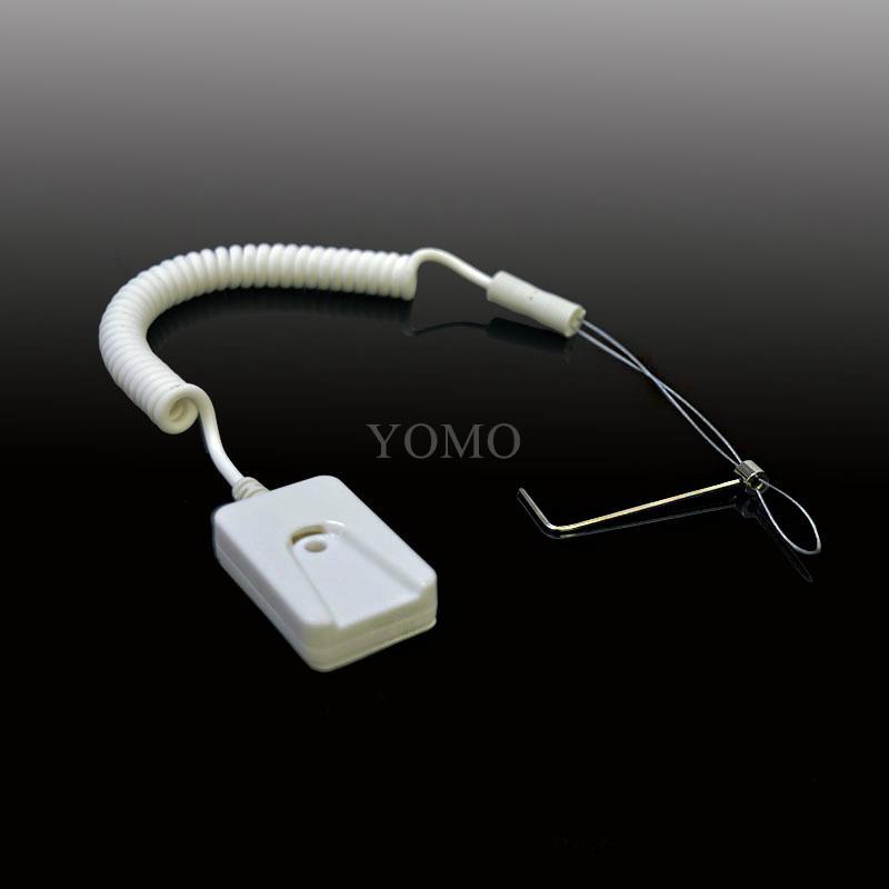 手機展示自動伸縮防盜鏈 拉線盒 機模防盜器 牆挂拉繩 1