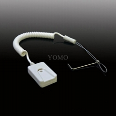 手機展示自動伸縮防盜鏈 拉線盒 機模防盜器 牆挂拉繩