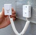 手機展示自動伸縮防盜鏈 拉線盒 機模防盜器 牆挂拉繩 6