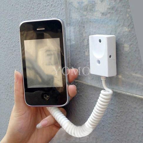 手機展示自動伸縮防盜鏈 拉線盒 機模防盜器 牆挂拉繩 12