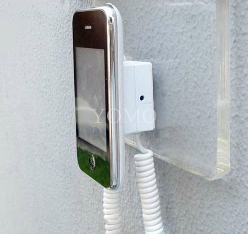 手机展示自动伸缩防盗链 拉线盒 机模防盗器 墙挂拉绳 13