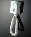 手机展示自动伸缩防盗链 拉线盒 磁力座模型防盗器 墙挂拉绳 4