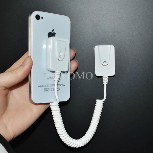 手机展示自动伸缩防盗链 拉线盒 磁力座模型防盗器 墙挂拉绳 10