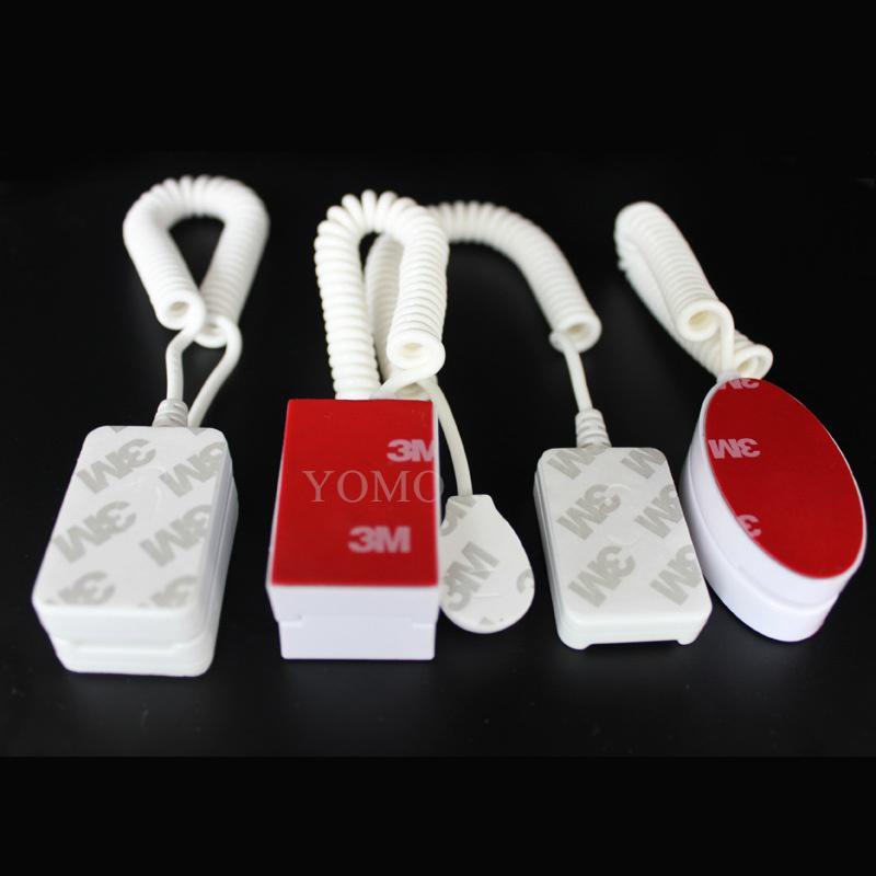 手机展示自动伸缩防盗链 拉线盒 磁力座模型防盗器 墙挂拉绳 17