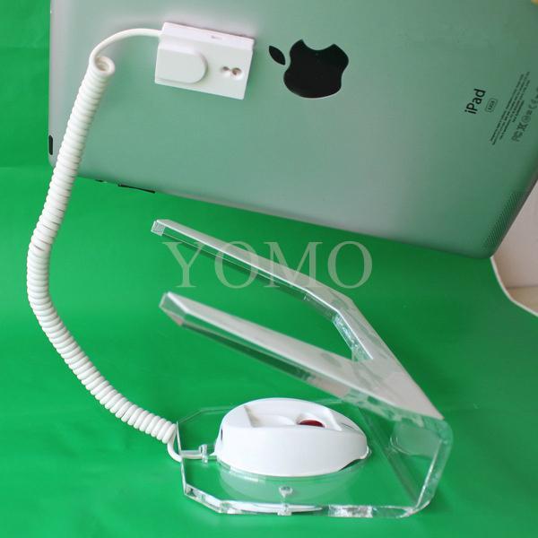 蘋果平板三星聯想索尼平板防盜器報警器平板電腦防盜器防盜展示架 2