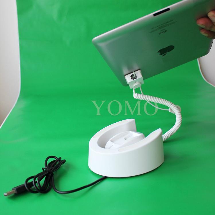 蘋果平板三星聯想索尼平板防盜器報警器平板電腦防盜器防盜展示架 4