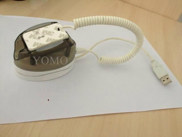 蘋果三星聯想華為手機防盜器報警器 智能手機防盜器防盜展示架 8