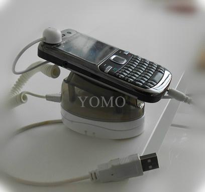 蘋果三星聯想華為手機防盜器報警器 智能手機防盜器防盜展示架 9