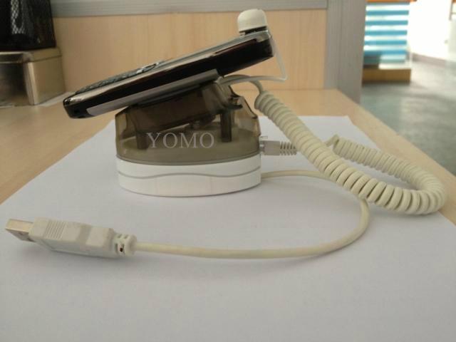 蘋果三星聯想華為手機防盜器報警器 智能手機防盜器防盜展示架 10