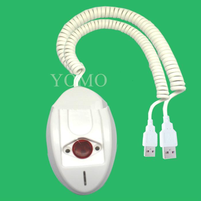 雙頭手機報警器 手機展示防盜器 蘋果三星手機防盜器 4
