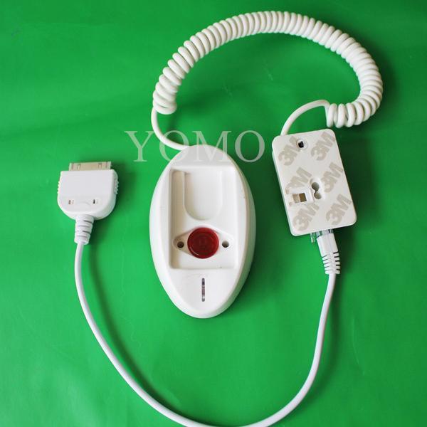 雙頭手機報警器 手機展示防盜器 蘋果三星手機防盜器 8