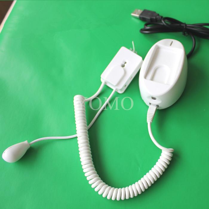雙頭手機報警器 手機展示防盜器 蘋果三星手機防盜器 9