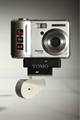 DV摄像机卡片相机数码相机专用钢丝绳防盗器 1