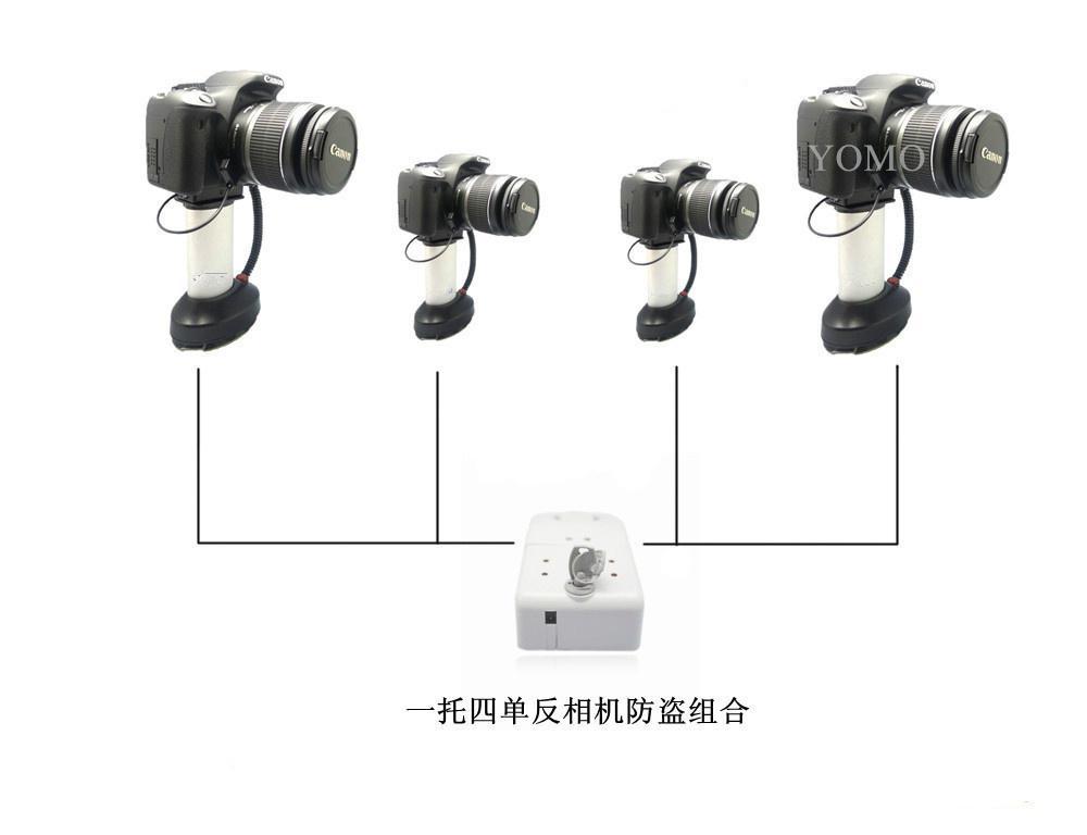 數碼相機防盜器 單反相機防盜器 可充電相機防盜器 6