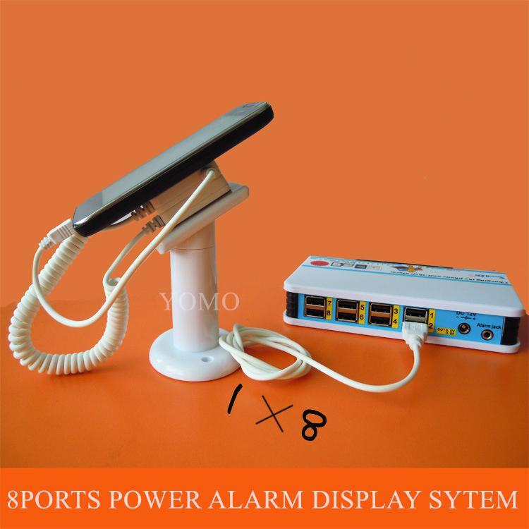 多路防盜報警器 手機防盜報警器 數碼展示防盜報警器 3