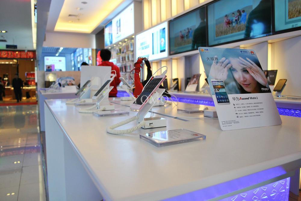 手机独立展示架