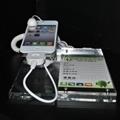 Burglar Alarm Device for Electronic Exhibits,Ipad/Iphone Alarm Display Holder