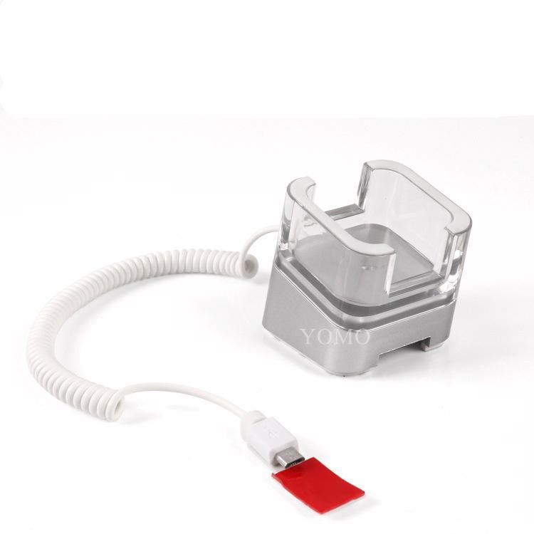 高瑞展示華為手機防盜報警器防盜展示架充電水晶報警支架 2