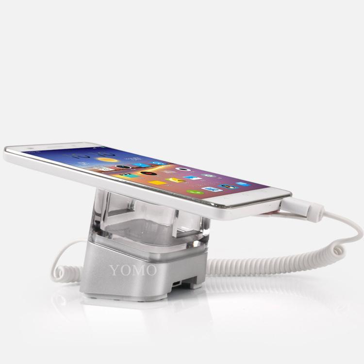 高瑞展示華為手機防盜報警器防盜展示架充電水晶報警支架 3