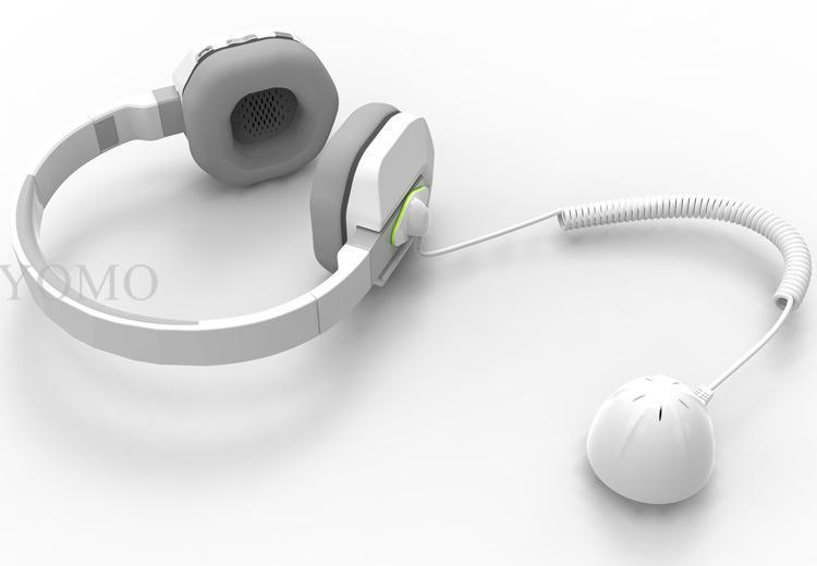新款VR  防盜器耳機藍牙筆記本攝像頭防盜器數碼相機紅酒防盜器 1