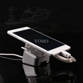 Power and Alarm Acrylic Security Display Stand for Smart Phone